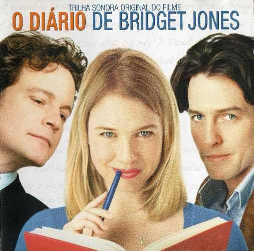 CD - O Diário de Bridget Jones (Music From The Motion Picture) (Vários Artistas)