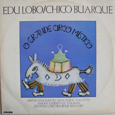 LP - O Grande Circo Místico - Chico Buarque & Edu Lobo (Vários Artistas)