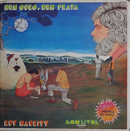 LP - Ruy Maurity – Nem Ouro, Nem Prata