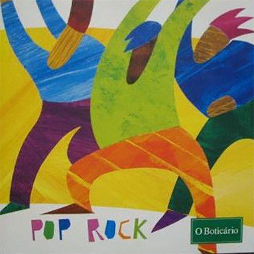 CD - Pop Rock (Vários Artistas)