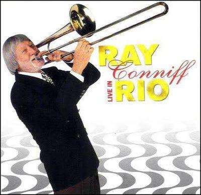 CD - Ray Conniff - Live in Rio