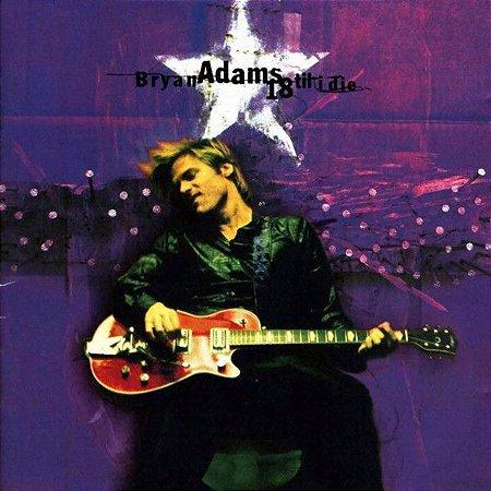 CD - Bryan Adams - 18 Til Die