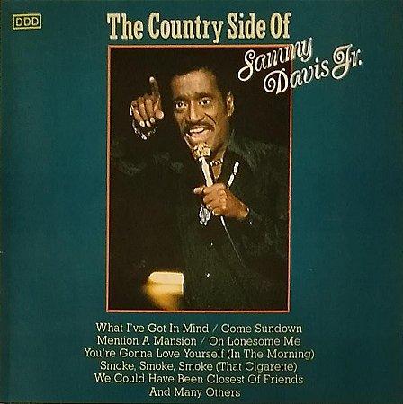 CD - Sammy Davis Jr. – The Country Side Of