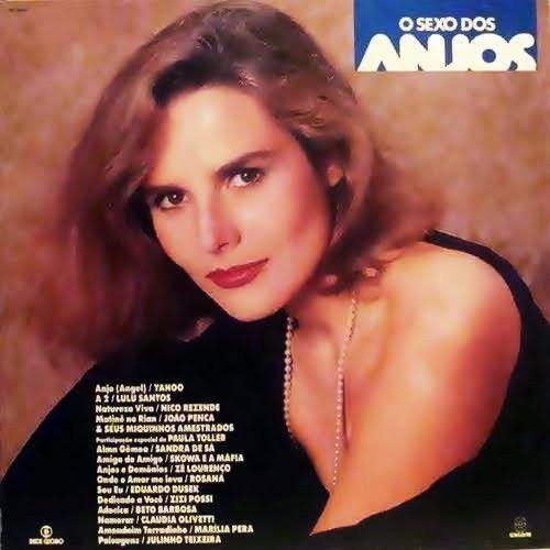 LP - O sexo dos anjos Nacional (Novela Globo) (Vários Artistas)