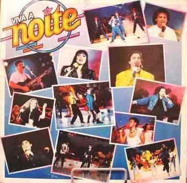 LP - Viva A Noite (Vários Artistas)