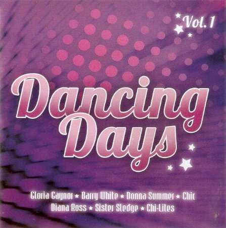 CD - Dancing Days Vol. 1 (Vários Artistas)