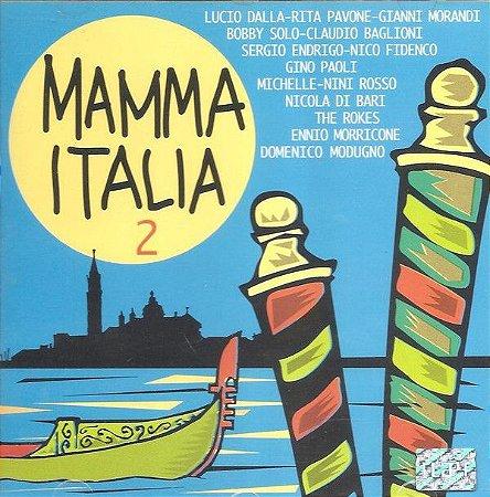 CD - Mamma Italia 2 (Vários Artistas)