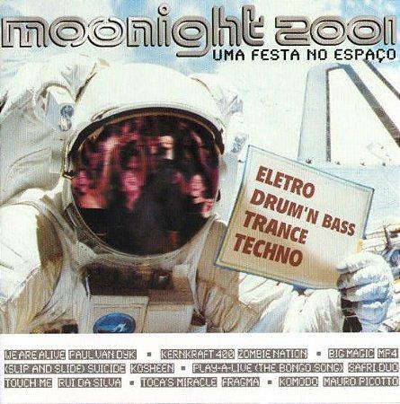 CD - Moonight 2001 (Vários Artistas)