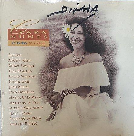 CD - Clara Nunes – Com Vida