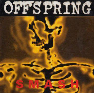 CD - Offspring– Smash (IMPORTADO)