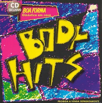 CD - Body Hits (Vários Artistas)