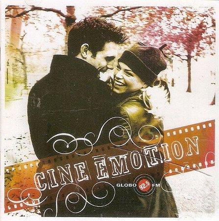 CD - Cine Emotion (Vários Artistas)