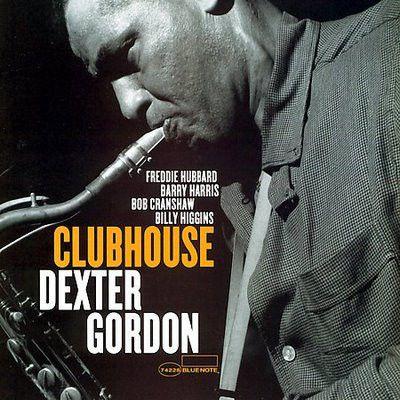 CD - Dexter Gordon – Clubhouse