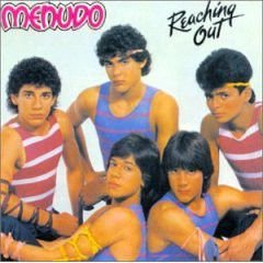 LP - Menudo - Reaching Out