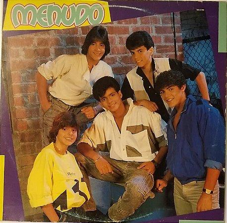 LP - Menudo