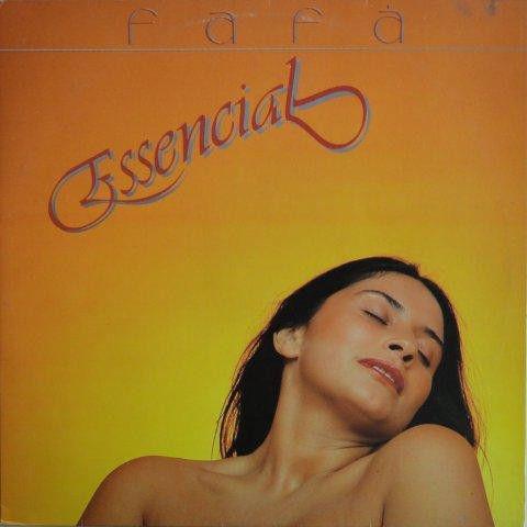 LP - Fafá de Belém - Essencial