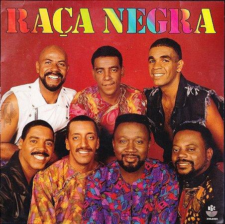 LP - Raça Negra - Raça Negra