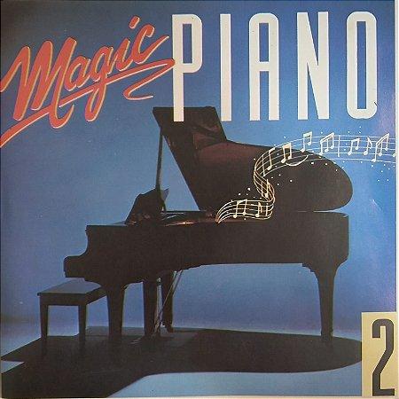 CD - Magic Piano - Vol.2 (Vários Artistas)