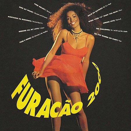 CD - Furacão 2000 (Vários Artistas)