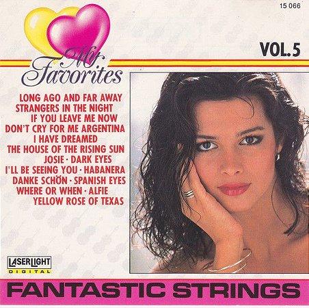 CD - Fantastic Strings – My Favorites Vol. 5 (IMP)