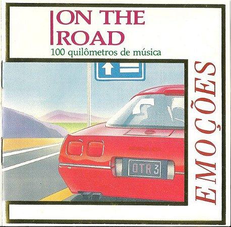 CD - On The Road - Emoções (Varios Artistas)