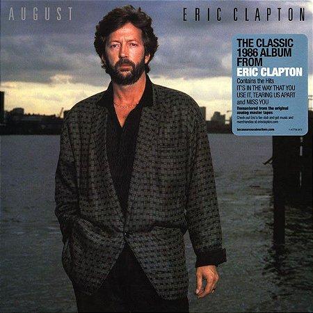 LP - Eric Clapton – August (Novo - Lacrado) -IMP