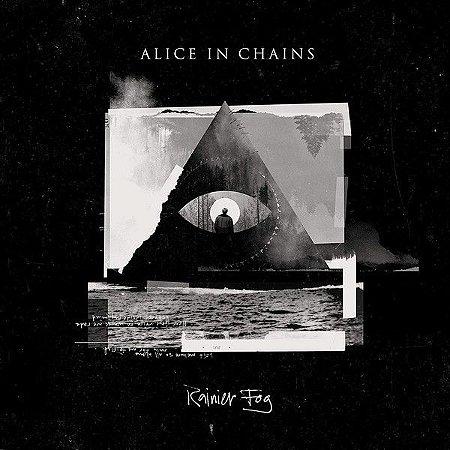 CD - Alice In Chains – Rainier Fog (Lacrado) - Digipack