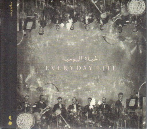 CD - Coldplay ‎– Everyday Life (Novo - lacrado)
