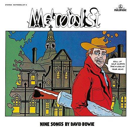 CD - David Bowie – Metrobolist (Nine Songs By David Bowie) - (Novo - Lacrado) -