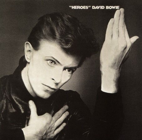 "CD - David Bowie ‎– ""Heroes"" (Novo - lacrado) -"