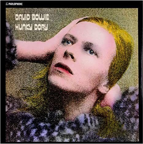 CD - David Bowie – Hunky Dory (Novo - Lacrado)
