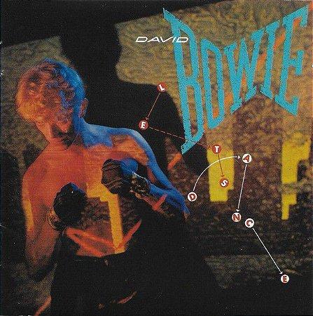 CD - David Bowie – Let's Dance - Remastered -  (Novo - lacrado)