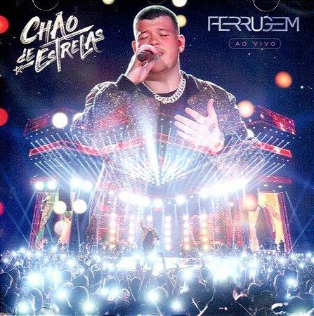 CD - Ferrugem – Chão De Estrelas (Ao Vivo)