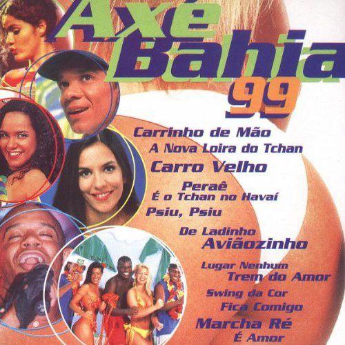 CD - Axé Bahia 1999 (Vários Artistas)
