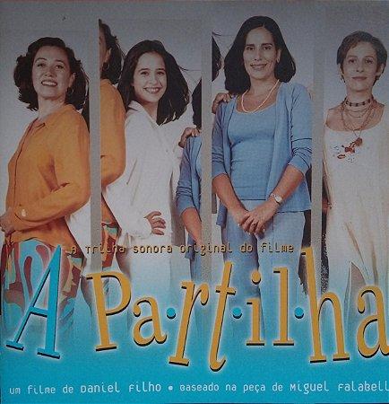 CD - A Partilha (A Trilha Sonora Original do Filme) (Vários Artistas)