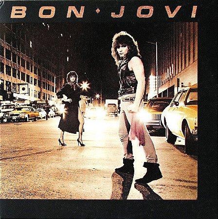 LP - Bon Jovi – Bon Jovi - Importado (EUA) NOVO (LACRADO)