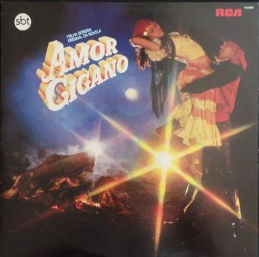 LP - Amor Cigano (Novela SBT) (Vários Artistas)