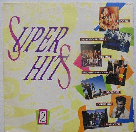LP - Super Hits II (Vários Artistas)
