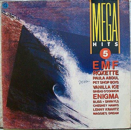 LP - Mega Hits Vol.5 (Vários Artistas)