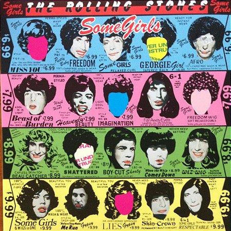 LP - The Rolling Stones – Some Girls (Lacrado) Importado (Europa)