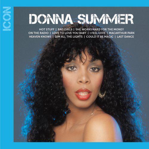 CD - Donna Summer (Coleção Icon) Importado (US) Novo (Lacrado)