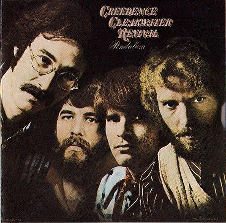 CD - Creedence Clearwater Revival - Pendulum - IMP US