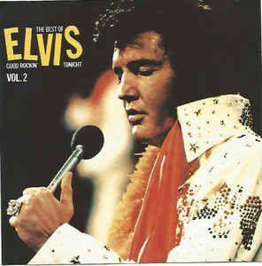 CD - Elvis Presley – Good Rockin' Tonight - The Best Of Elvis