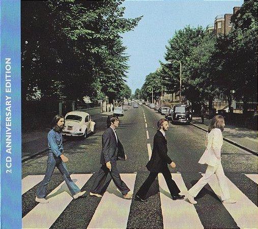 CD - The Beatles – Abbey Road Deluxe Edition (Novo Lacrado) (Duplo) Digipack