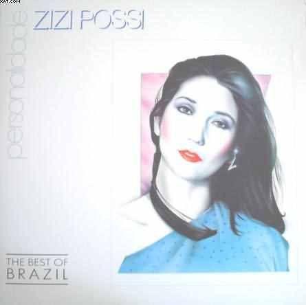 CD - Zizi Possi - Personalidade