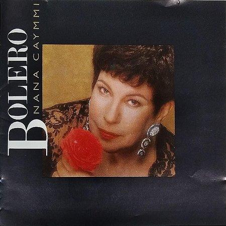CD - Nana Caymmi - Bolero