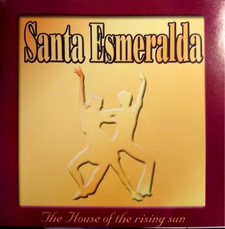 CD - Santa esmeralda - The House Of The Rising Sun