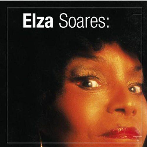 CD - Elza Soares - O Talento de Elza Soares