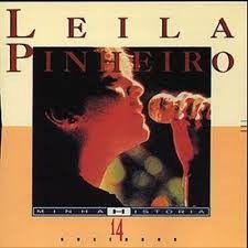 CD - Leila Pinheiro - Minha história