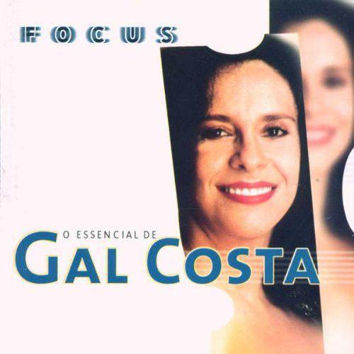 CD - Gal Costa (Coleção Focus - O essencial de)